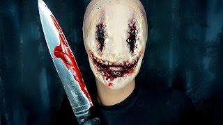 Smiley - Halloween Makeup Tutorial Horror