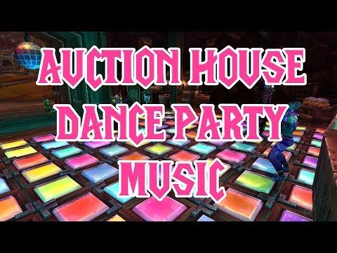 Auction House Dance Party Music - Legion Music