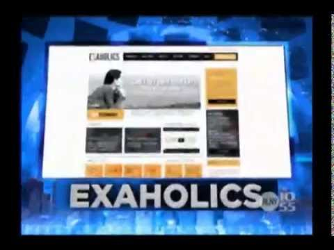 Exaholics featured on The Doctors show