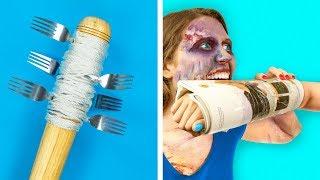15 DIY Zombie Apocalypse Survival Hacks