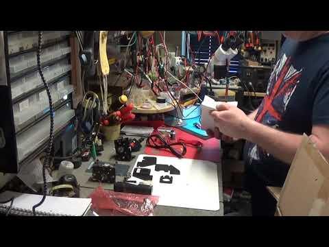 CTC i3 Pro B 3D Printer Unboxing