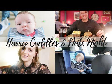 BABY CUDDLES & DATE NIGHT | THE SATURDAY VLOG #40 | CARLY ELLEN