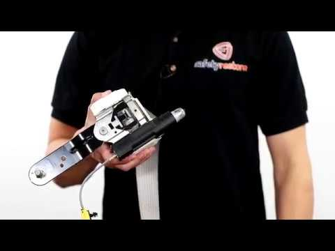 Repair ANY Chevy seat belt pretensioner after accident