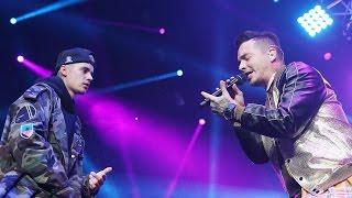 Justin Bieber y J Balvin Presentan Juntos Por Primera Vez 'Sorry' Latino Remix!