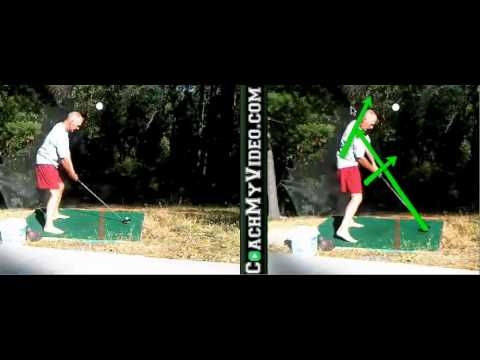 Golf Driver: Personalized Coaching for Your Golf Swing from CoachMyVideo.com
