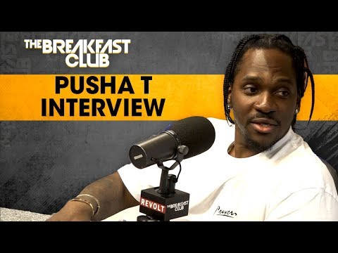 Pusha T Explains Why He Dissed Drake, The Mind Of Kanye West, Lil Wayne, Drake + More