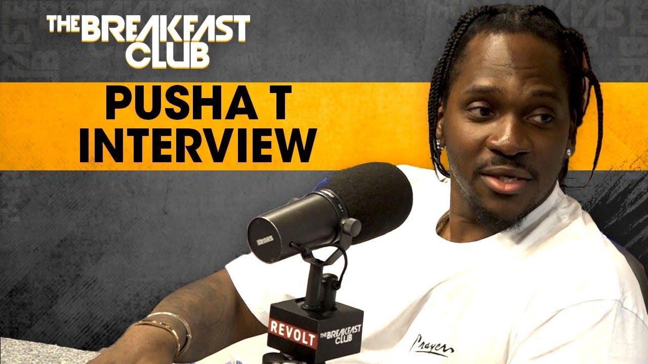 Pusha T Explains Why He Dissed Drake, The Mind Of Kanye West, Lil Wayne, Drake + More