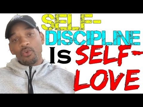 SelfDiscipline Is SelfLove by Will Smith Speech