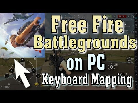 How to Play Free Fire Battlegrounds on PC with Nox App Player Android Emulator