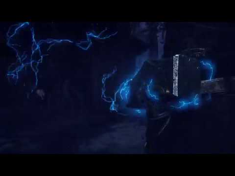 God of War Thor Appears