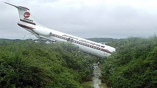 The Most Horrible Plane Crash Accidents -Airplane Crash Compilation