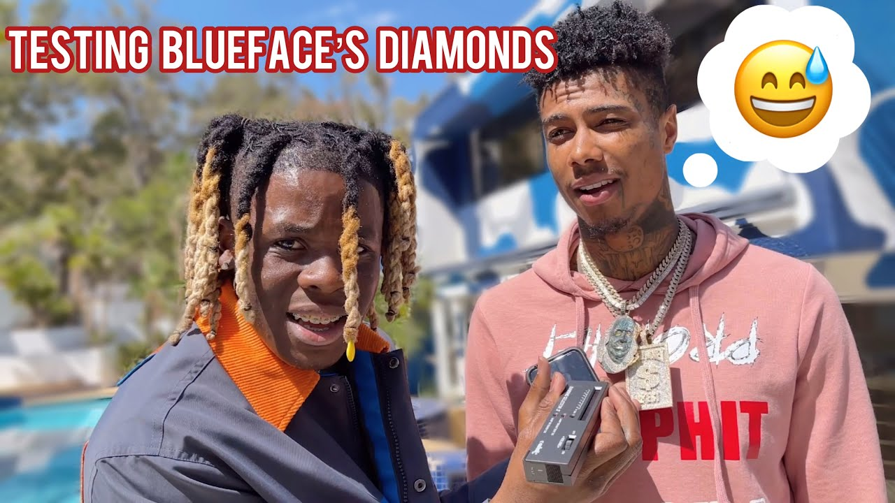 TESTING BLUEFACE'S DIAMONDS 💎😭 + Loyalty Test On Blueface's BGC girls & more!