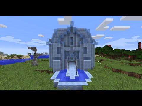 The Ice Palace: Minecraft Tutorial (ep, 3)