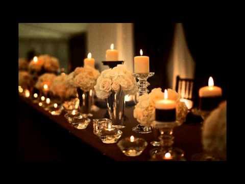 Classy themed wedding decorations ideas
