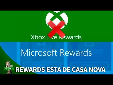 Saiba tudo sobre Microsoft Rewards e Adeus a Xbox Live Rewards