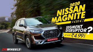 2020 Nissan Magnite Review | Ready For The Revival? | Zigwheels.com