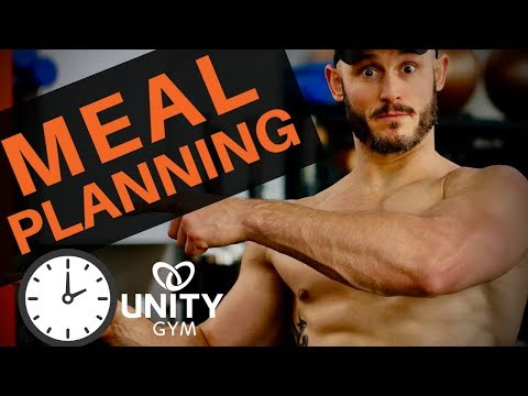 Build Muscle Faster Ep.4 | Meal Planning Hack | How To Plan Your Meals To Gain The Most Muscle