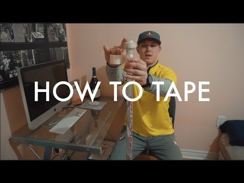 HOW TO TAPE YOUR STICK // VLOG EP. 78