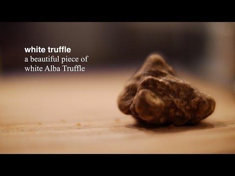 white truffle pasta - recipe with love