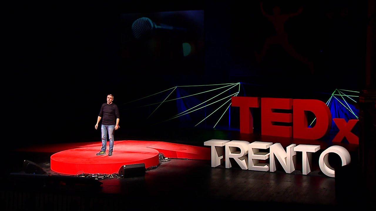 LA POTENZA DELLA FRAGILITÀ | Guido Marangoni | TEDxTrento