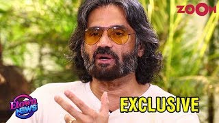 Suniel Shetty REVEALS how he feels when people call him Anna   Exclusive Interview