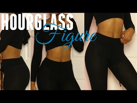THE REAL Way to Get an Hourglass Figure (Curvy Toned Bod)