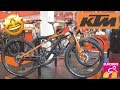 New KTM Bikes 2019  (Prowler, Scarp, Macina Kapoho) - Eurobike 2018 [4K]
