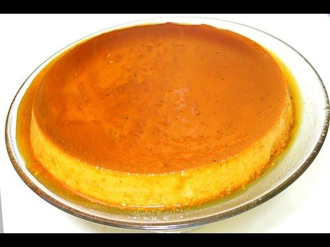 How To Make Pumpkin Flan - Pumpkin Custard - in the Kitchen With Jonny Episode 104
