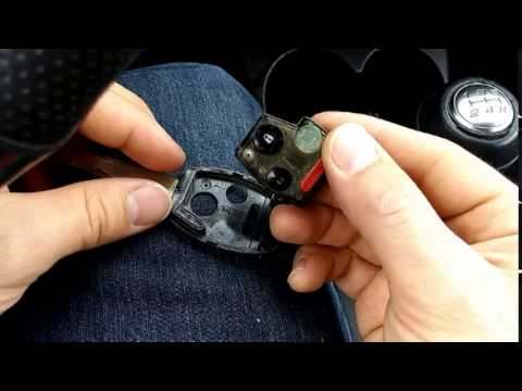 Honda Key Fob Remote Battery Replacement For Civic Accord Fit Crv