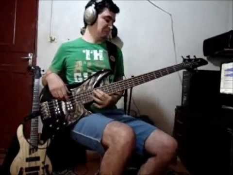 Mr. Big - Green-Tinted Sixties Mind (Bass Cover)