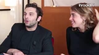 """Adéle Haenel / Pio Marmaï nous parlent d'""""En liberté !"""""""