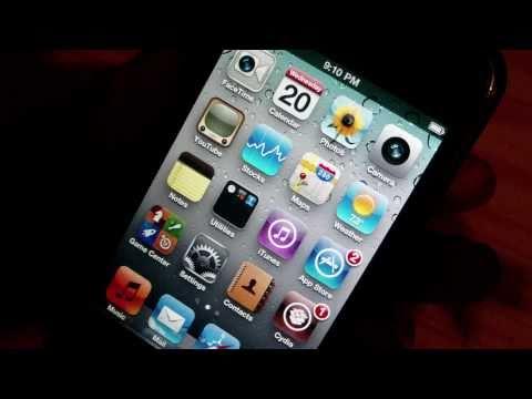 'CleverPin' Makes iPhone passcode locking fun.MOV