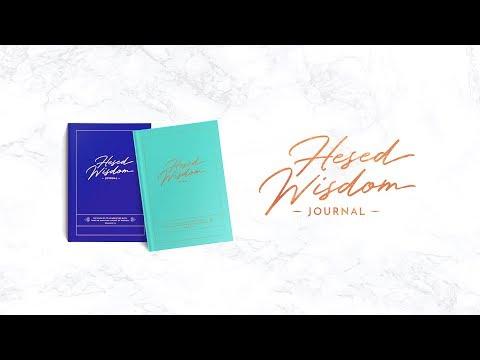 Joseph Prince – Hesed Wisdom Journal