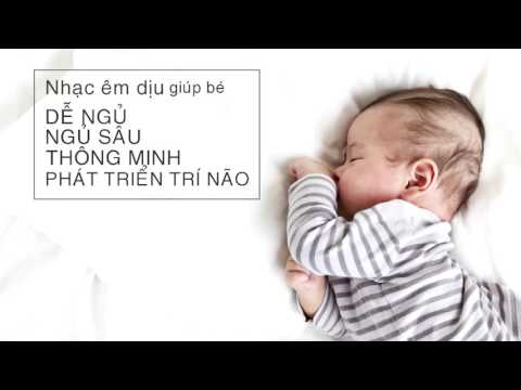 Mother and baby - Soothing music to help baby sleep , intelligence , brain development