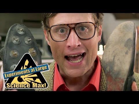 Science Max | INCREASING & DECREASING FRICTION PART 1 | Kids science | Experiments