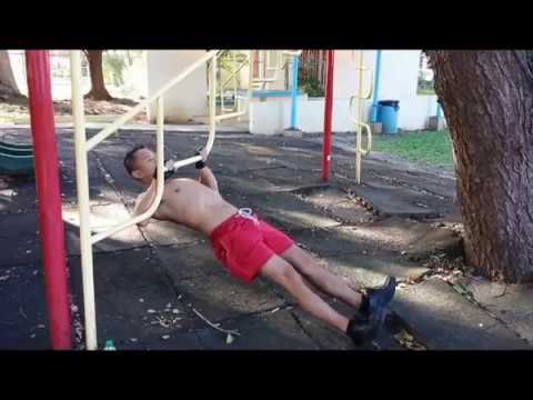 Bodyweight Progressions - Pulling Exercises