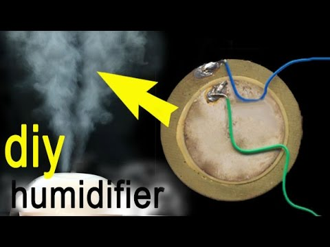 how to make an ultrasonic humidifier,circuit diagram