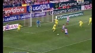Atletico Villarreal remontada épica
