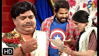 Hyper Aadi, Raising Raju Performance | Jabardasth  | 1st  August 2019 | ETV Telugu