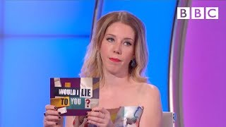 Does Katherine Ryan think no child should have a one syllable name? - Would I Lie to You? Series 10