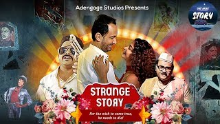 Strange Story ( Official Trailer ) New Web Series in Hindi