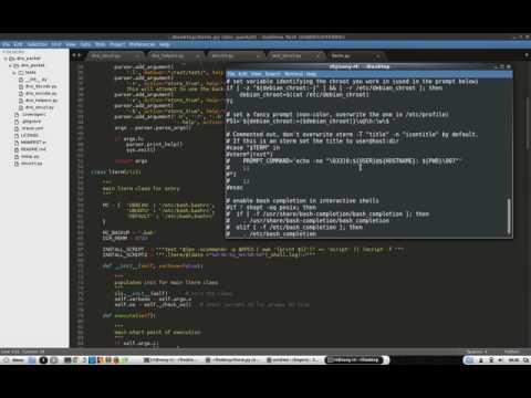 Linux Terminal Logging Script Using Python - lTerm.py