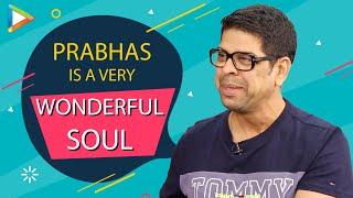 "FANTASTIC Murli Sharma: ""The Kind of FOLLOWING Prabhas has…"" | Saaho | Sujeeth | Shraddha"
