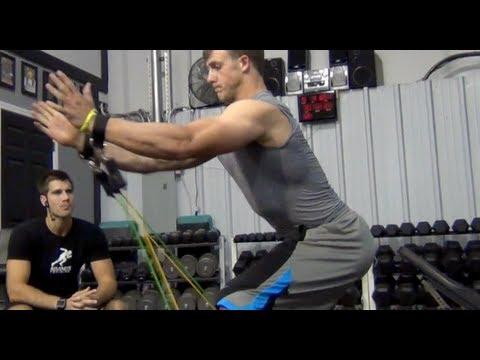 Lineman Drills   Football Training  Power Exercises