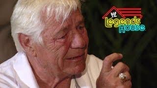 Pat Patterson Comes Out Wwe Legends House June 12 2014