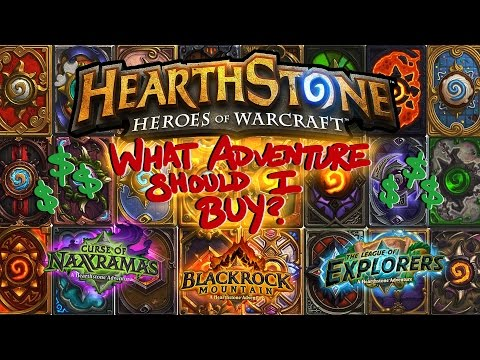 Hearthstone: Which Is The Best Adventure Mode To Buy 2.0