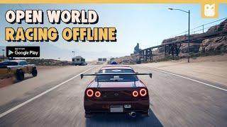 10 Game Android OFFLINE Open World Racing Terbaik 2021