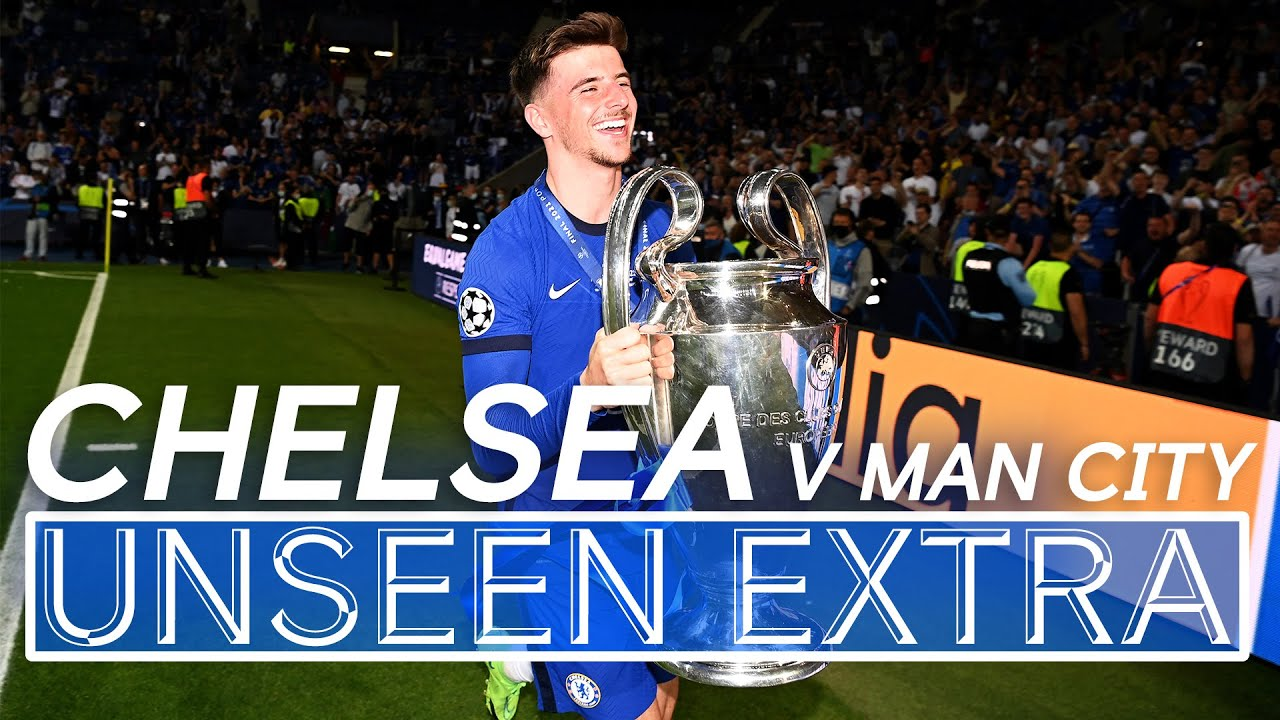Champions Of Europe....Again!   Unseen Extra