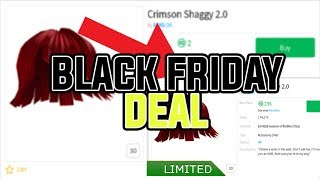 The Roblox Black Friday Sale Continues