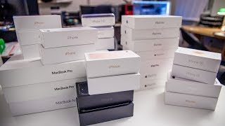 Too Many Apple Products!